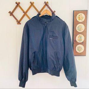 Members Only Vintage Bomber Racer Jacket